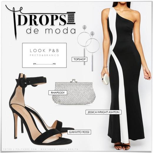 09395a41c Arquivos Esmalte para usar com vestido preto e branco - Unha Bonita