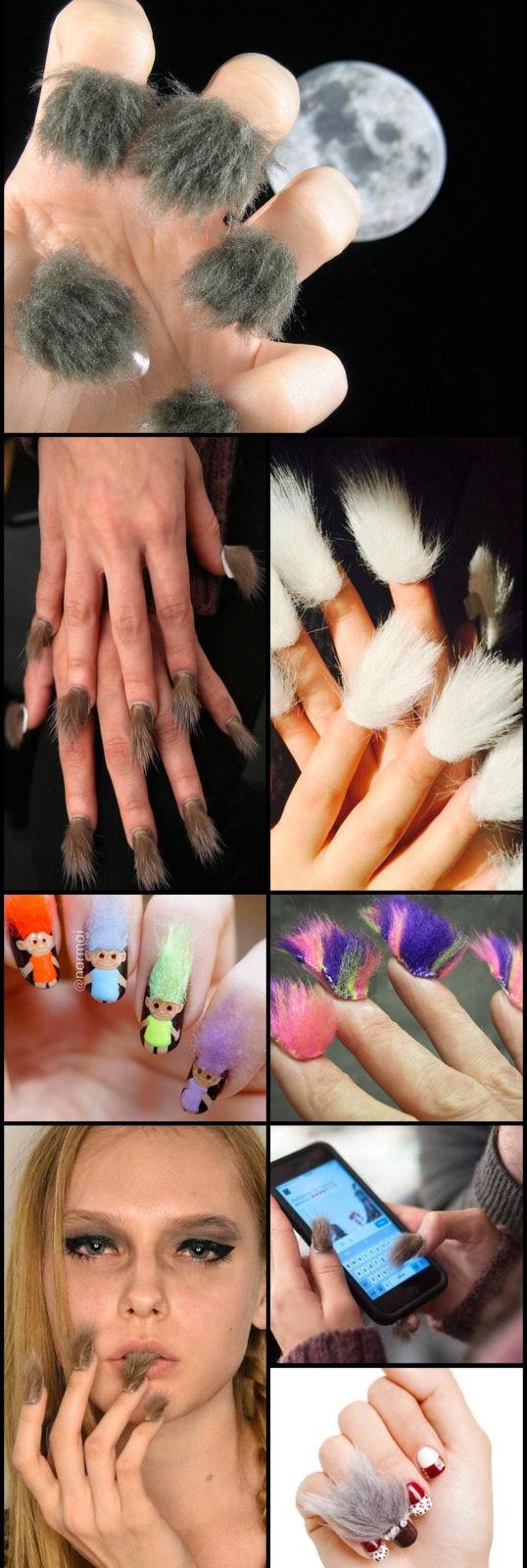 unhas-peludas-furry-nails-uñas-peludas