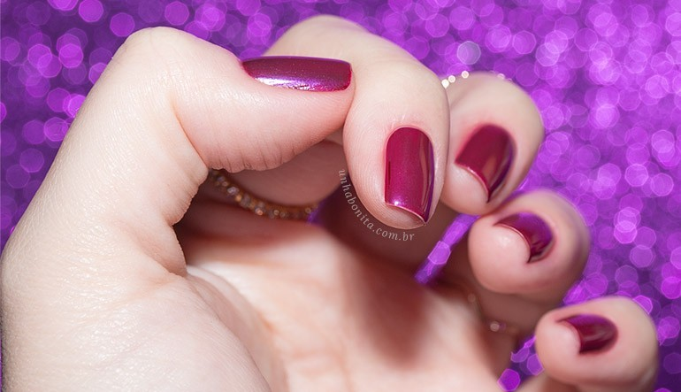 6 suco de uva rosado combinacoes esmaltes